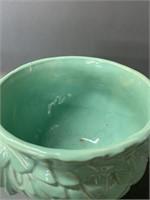 "McCoy Pottery Flower Pot-9"""