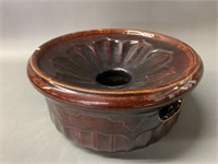 Antique Ceramic Spittoon