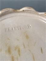 Rare Brantford Majolica Pot