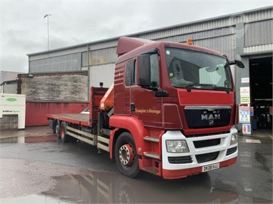 2008 MAN TGM 26.320 at TruckLocator.ie