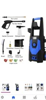 New-3800 psi Electric High Pressure Washer -