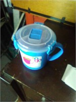New Soup Togo container by Sistema