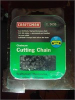 New Craftsman #H78 cutting chain