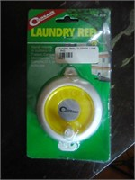 New Laundry reel clothes line by Coghlans