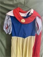 Snow White costume - handmade- adult medium???