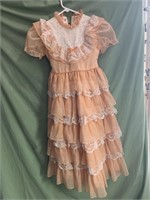 Children's southern belle costume size 6