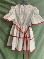 Children's love child costume size 5