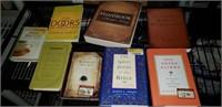 RELIGIOUS AND SPIRITUAL BOOK LOT , Joel Osteen,