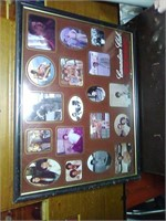 Canadian Club picture frame