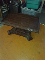 """Small end table. Dimensions: 28"""" long by 18"""" wide"""
