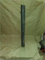 Set of welding sticks in tube