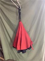 New Red Umbrella  - 4ft