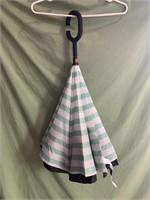 New Large Striped  Umbrella - 4ft