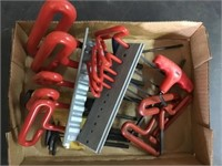 KEN EDMANSON TOOL COLLECTION! ONLINE ONLY AUCTION!