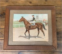 "Ontario Jockey Club Litho ""Slaughter"""