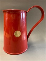Haws Enamel Pitcher