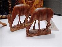 Exotic Wood Figures
