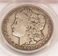 October 29 Coin & Currency Auction
