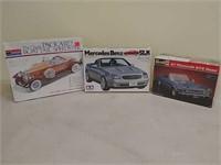 669 Toy Models - Appoximately 500