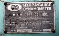 M & W Gear Co Dynometer (view 3)