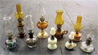 Misc Small Oil Lanterns & Lamps