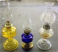 Misc Lg Oil Lanterns & Lamps