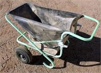 Fold-Up Barn/Garden Cart