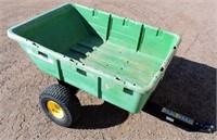 Barn/Garden Cart (pull-behind)