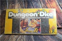Vintage Dungeon Dice Game