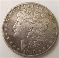 October Coin & Currency Online-only Auction