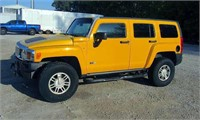 2006 Hummer H3, Doesn't Run-Electrical Issues