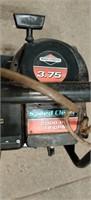 2000 psi. 1.9 gpm.  Pressure washer. Edgar