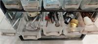 35 Drawer Shop Organizer with Misc. Hardware