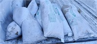 6 Sand Bags.  Weight for your winter Driving