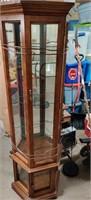 Pulaski Furniture Curio Cabinet from  Shorts