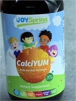 Calciyum kids herbal formula 60ml