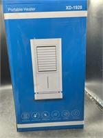 New 1800 Watt Portable Heater  in Box Amazon