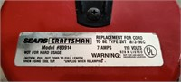 Craftsman Retractable Work Light w 20' Cord