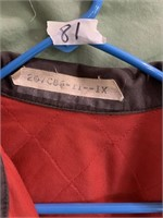 Vintage shell jacket size large-XL