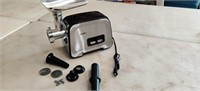 Brand New Electric Meat Grinder Extra Grinder