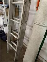 Aluminum 16ft extension ladder