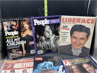 People, US, and more magazines