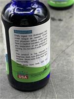 2 Terahemp 500mg hemp oil