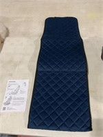 New cantra car seat covers - blue