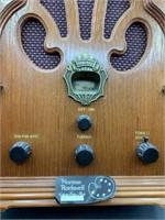 Thomas collectors edition radio model bd 109