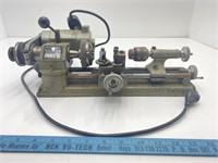 Unimat-SL Lathe Model No.DB 200, Overall length