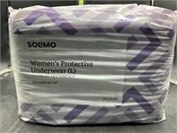 Women's protective underwear size large maximum