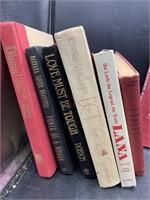 Books, books, & books