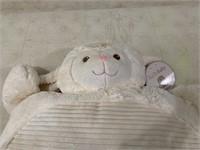 New- Lamb baby mat- super soft and quite cute
