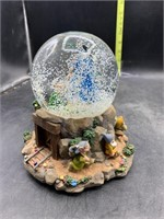 Disney's Snow White musical snow globe